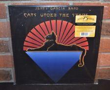 Jerry Garcia Cats Under The Stars 180gm ltd Coloured Vinyl 2 LP NEW sealed
