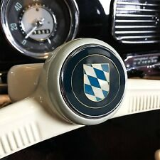 VW Volkswagen Bavaria Horn Button Insert Bug Bus Ghia kdf okrasa heb cox petri