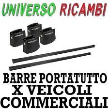 BARRE PORTATUTTO Mercedes VIANO (profilo scanalato) 08/96>08/03 2 x 150 cm