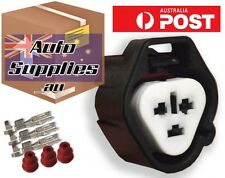 Triangle Style Alternator Fog Light Plug Connector suits Toyota Supra Chaser