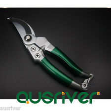 "8"" Garden Branch Shrub Tree Fruit Pruning Pruner Scissor Shear Snip Trim Tool"