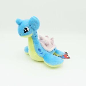 Lapras Pokemon Kimi ni Kimeta I choose you Plush 18cm Long TAKARA TOMY A.R.T.S.