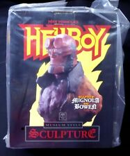 Hellboy Museum Bust New 2004 Sealed Bowen Designs Mike Mignola Amricons