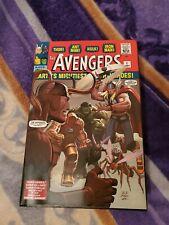 Avengers Volume 1 Omnibus John Romita Jr Variant Marvel Hardcover RARE OOP