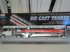 Exxon 1999 Die Cast Tanker-Collector'S Edition