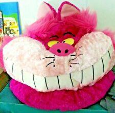 Cheshire Cat Plush Theme park Walt Disney World hat costume Alice in Wonderland