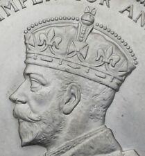 Canada 1 Dollar 1935. KM#30. .800 Silver Crown coin. One Year Issue. BU MS UNC.