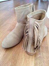Faith, Suede Tassel Boots, UK 5/EUR 38