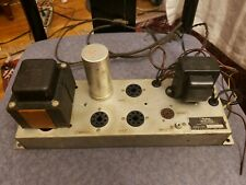 Andrea Sharp Focus Television Console HiFi Amplifier Made Usa New York vintage