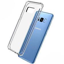 "Samsung Galaxy S8+ 6,2"" silikon-hülle TPU TRANSPARENTE Bolsa iPad Protección"