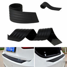 New Car Black Rubber Rear Guard Bumper Protector Trim Cover