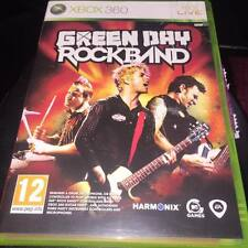 Green Day: Rockband Xbox 360 Game