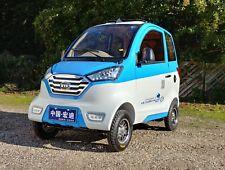 ElektroAuto DAISY 2 Kleinwagen 3 Türen Luxus Kabinen für 3 Personen bis 25-45kmh