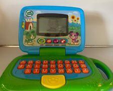 LeapFrog My Own Leaptop - Pretend Laptop Educational Toy~ECU ~Works!