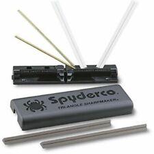 Spyderco Tri-Angle Sharpmaker Knife/tool Sharpening System (204MF)