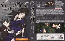 Black Butler Kuroshitsuji (Season 1 2 3 + 9 OVAs) ~ 5-DVD SET ~ English Dub ~