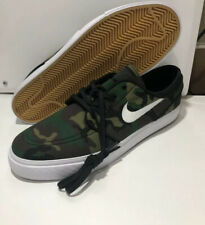 Nike SB Zoom Stefan Janoski Canvas Camo Camouflage Men's Size 10.5 615957-901