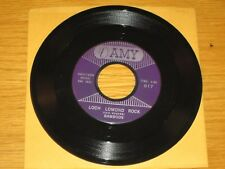 "INSTRUMENTAL 45 RPM - RAMRODS - AMY 817 - ""LOCH LOMOND ROCK"""
