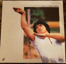 Laserdisc Snaky Monkey Snake in Eagle's Shadow JSLB22748 Jackie Chan Japanese 01