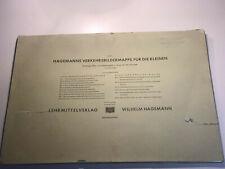 1965 Hagemanns Verkehrsbildermappe für die Kleinen Mappe 1 / 14 von 16 Lithos