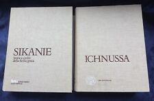 Libri SIKANIE Storia e civilta della Sicilia greca ed ICHNUSSA La Sardegna