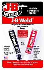 J B WELD The Original Cold Weld Steel Reinforced Epoxy Cement  JB WELD 8265S