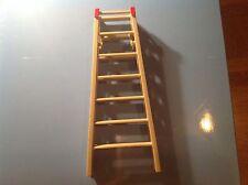 HTF WWF Folding Ladder TLC Wrestling Figure Accessory WWE WCW ECW WCW TNA NWO