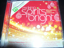 Making Spirits Bright 2014 Christmas CD Maroon 5 Lee Kernaghan The Wiggles Band