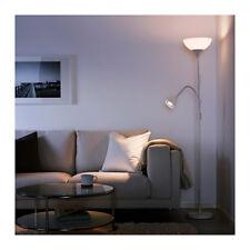 NEW IKEA NOT FLOOR UPLIGHT READING LAMP WHITE,WHITE