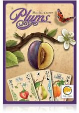 New Matthias Cramer PLUMS  Game