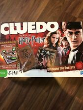 World of Harry Potter Cluedo 100% Complete Board Game, Supplied by Gaming Squad
