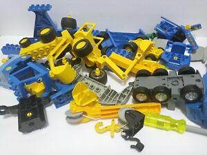 Bundled Lot DUPLO TOOLO VEHICLES