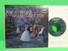 CAPITOL 45 RPM EP EAP 2-723 RAY ANTHONY PLAYS FOR DREAM DANCING HI-FI
