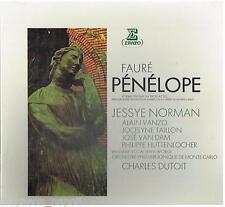 Faure': Penelope / Dutoit, Norman, Vanzo, Van Dam - LP Erato