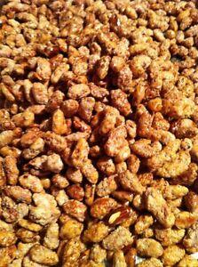2 kg frisch gebrannte Mandeln vom Mandel - Profi unsere Bewertungen sagen alles
