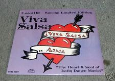 "ALMA: VIVA SALSA LATIN 12"" SEALED COPY original sound entertainment label"