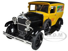 1931 FORD MODEL A COCA COLA DELIVERY VAN 1/18 BY MOTORCITY CLASSICS 425752
