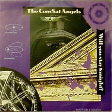 """THE COMSAT ANGELS 'WILL YOU STAY TONIGHT' UK PICTURE SLEEVE 7"""" SINGLE"""