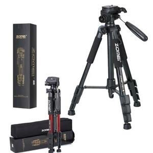 ZOMEI Professional Aluminium Portable Travel Tripod For Camera & Camcorder