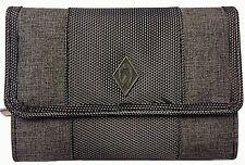 Werder Bremen Fanartikel Nylon Geldbörse grau Brieftasche viele Karten Fächer