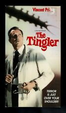 The Tingler VHS  Horror    Vincent Price    William Castle