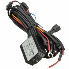 12V Car DRL Daytime Running Light Dimmer Dimming Relay Control Switch Harness