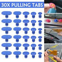 30x Paintless Dent Repair Tool Car Body Slide Hammer Glue Puller Tabs Lifter MU
