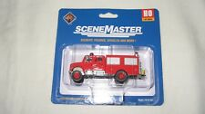 Walthers Ho International 4900 First Response Fire Truck #949-11893
