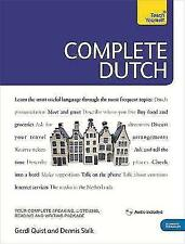 Complete Dutch Beginner to Intermediate Course: (Book and audio support) by Gerdi Quist (Mixed media product, 2010)