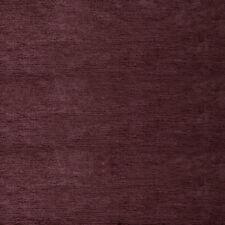 """""""rivoli"""" by John Lewis Chenille Upholstery Fabric Blackberry Roll 10m Length Sample"""