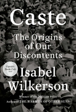 Caste: The Origins of Our Discontents by Isabel Wilkerson +GIFT(IN  Descriotion)