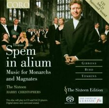 The Sixteen - Tallis - Spem in Alium - The Sixteen CD 3FVG The Fast Free