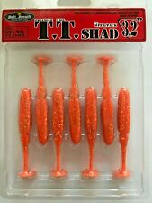 Bait Breath T.T.Shad 3.2' color 094 7pcs/pack, Made in Japan