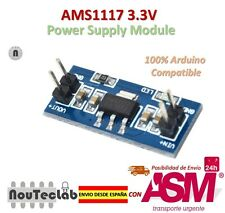 LM1117 AMS1117 4.5-7V turn 3.3V DC-DC Step Down Power Supply Module